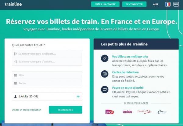 Conseils pour l'achat des billets de train