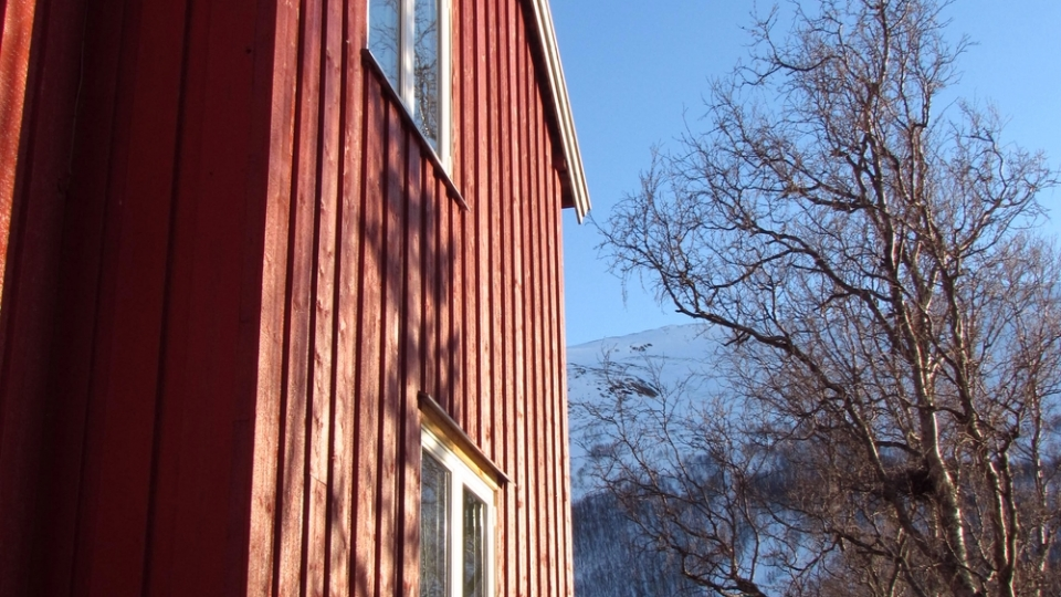Maison Airbnb en Norvège