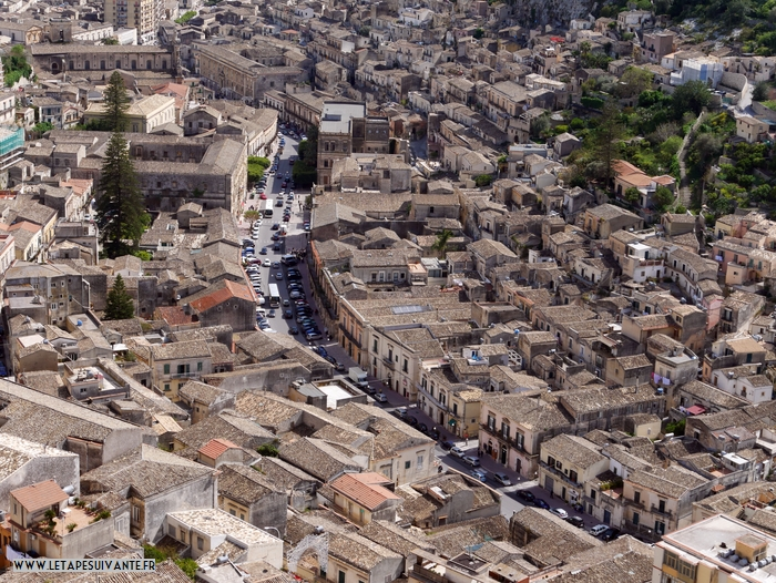 Mes coups de coeur en Sicile, la ville baroque de Modica