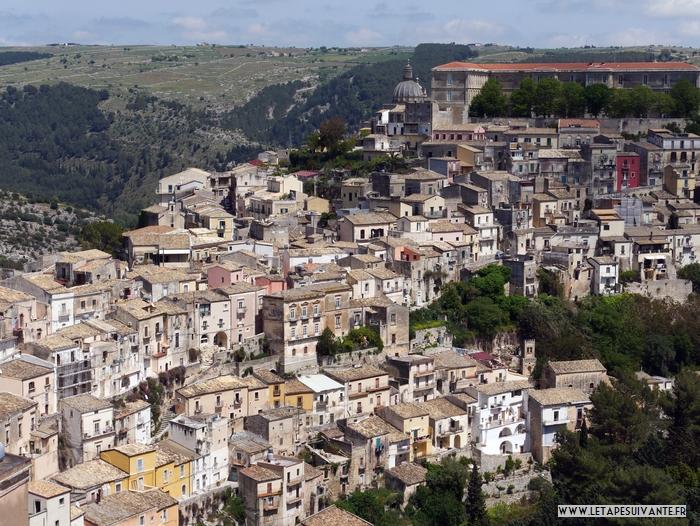Mes coups de coeur en Sicile, la ville baroque de Ragusa