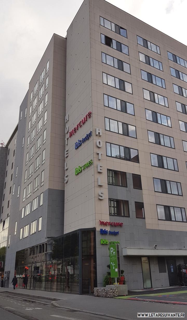 hôtel-à-la-Part-Dieu-bâtiment