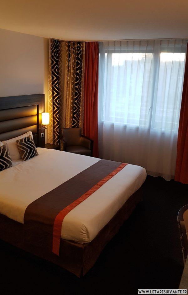Besoin d'un hôtel à la Part Dieu à Lyon ? J'ai testé Mercure et Ibis Styles