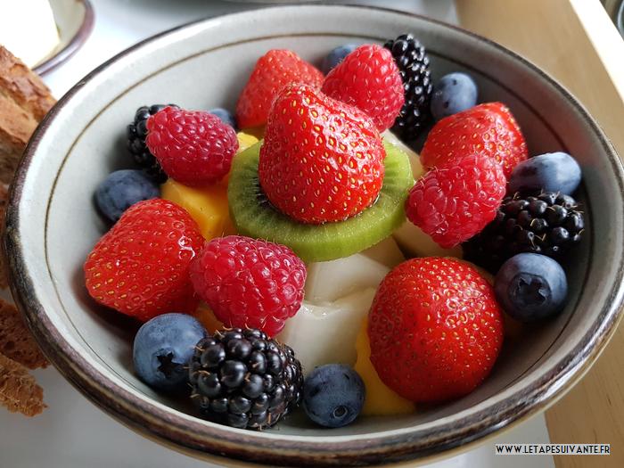 bol de fruits, pour économiser sur le budget repas