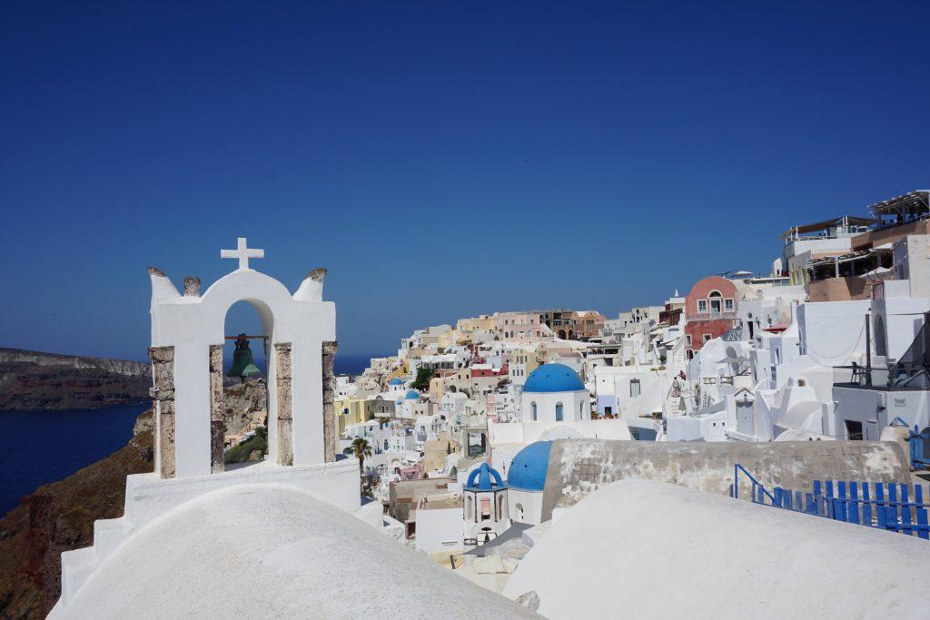 Partir en Grèce en octobre