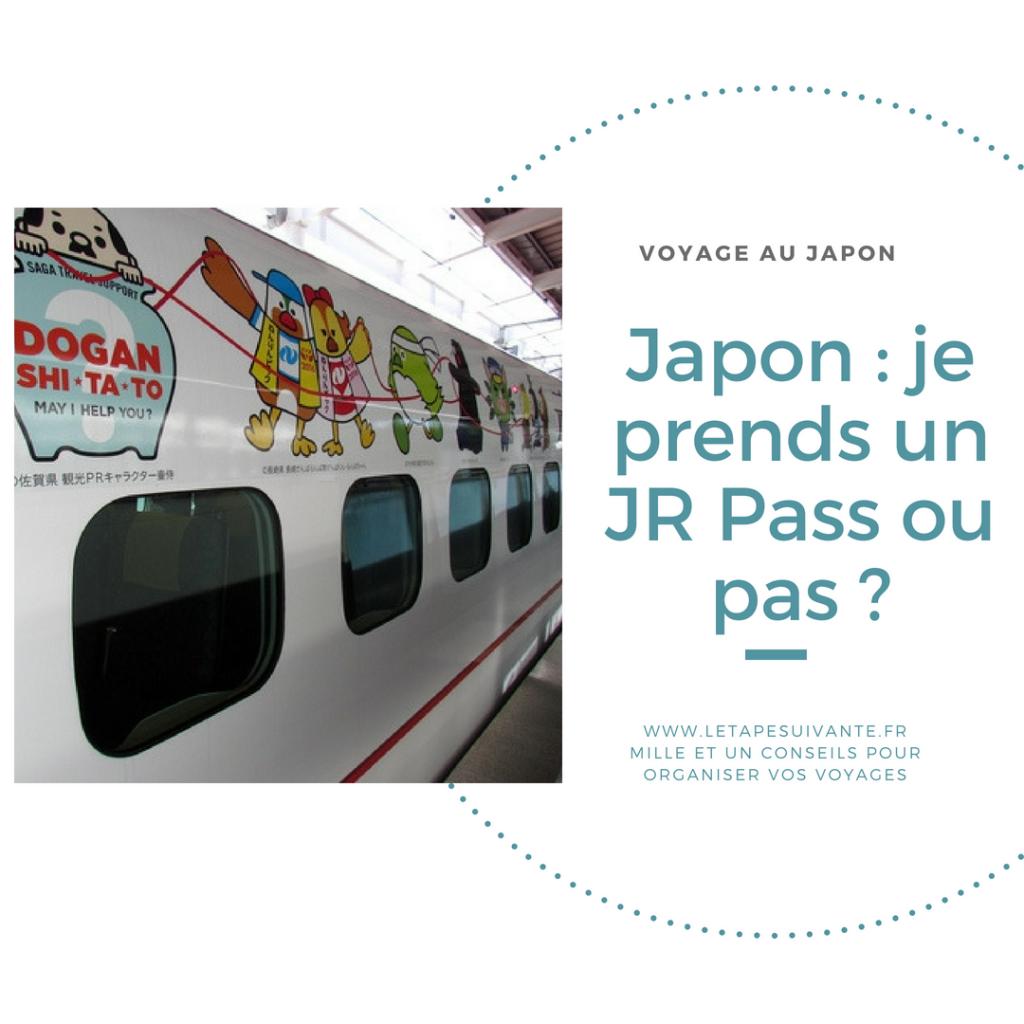 Comment prévoir son itinéraire au Japon ? Prendre un JR Pass ou pas ?