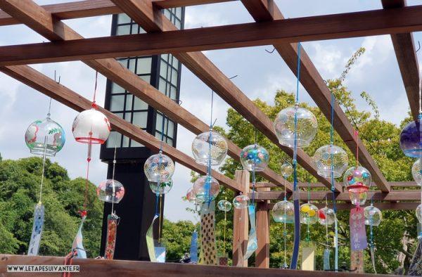 Partir au Japon en août : comment supporter la chaleur ?