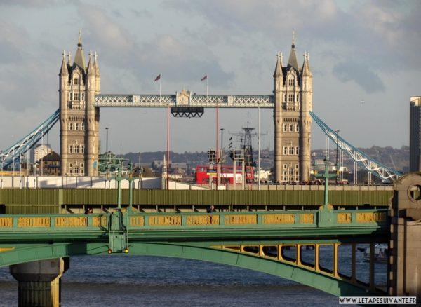 Choisir Londres pour organiser un city trip.