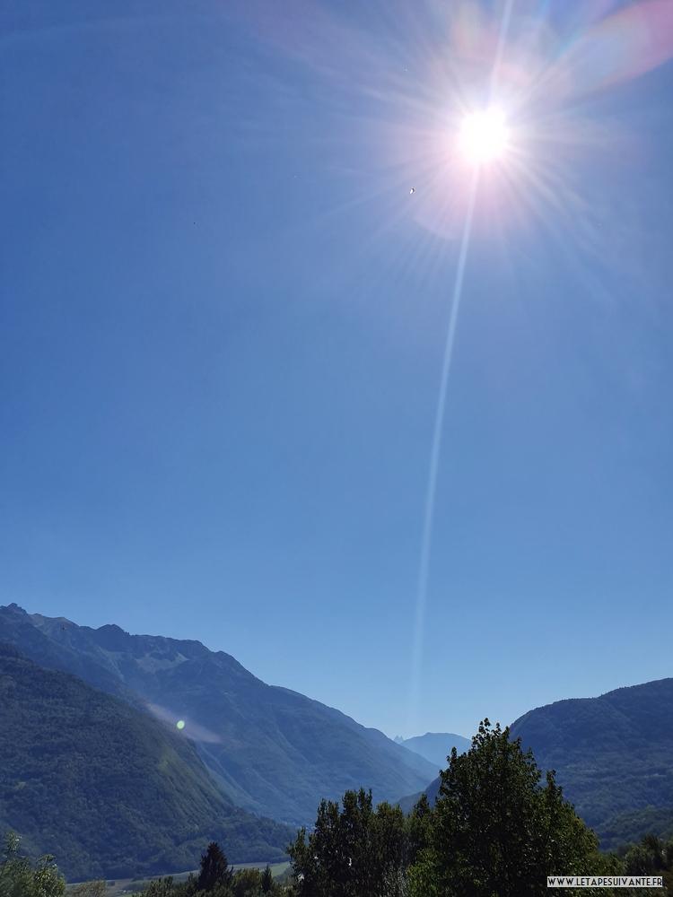 Test crème solaire bio Alphanova, la crème solaire est indispensable pour les vacances en montagne