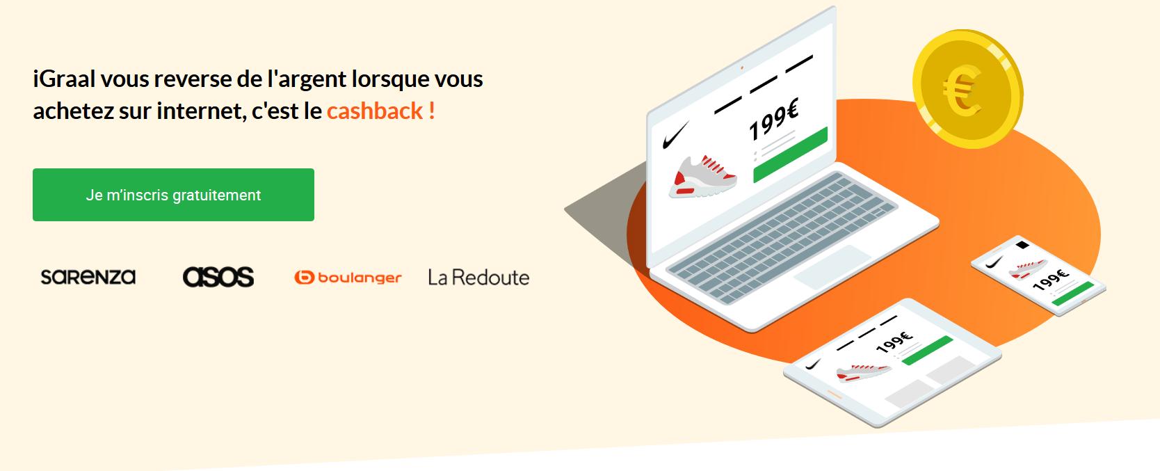 Utiliser un site de cashback pour faire des économies sur son budget voyage : Igraal