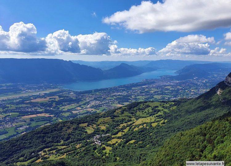 Un été dans les Alpes en photos, le lac du Bourget