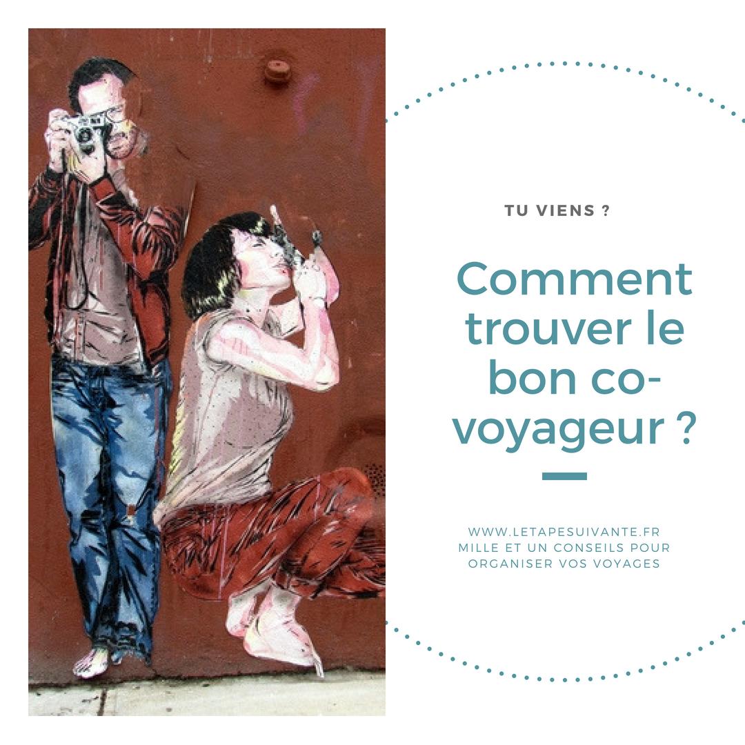 Best-of blog de voyage : comment trouver un compagnon de voyage ?